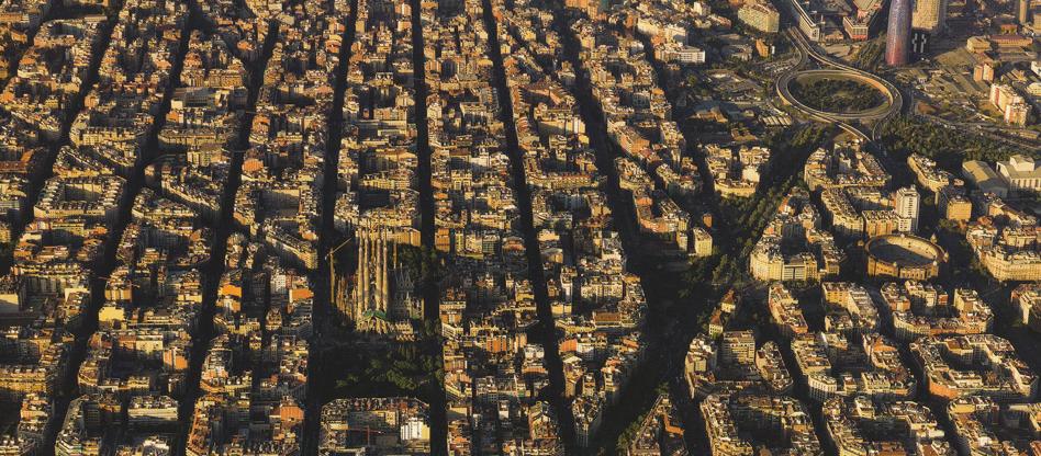 eixample wijk barcelona